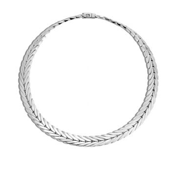 John Hardy Silver Modern Chain Women's Link Necklace