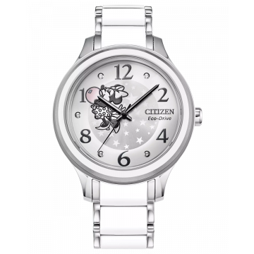 Citizen Ladies Disney Collection Minnie Mouse Watch Stainless Steel WR100