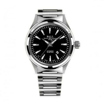 Stainlesssteel BALL Lady Fireman Victory Classic 31mm