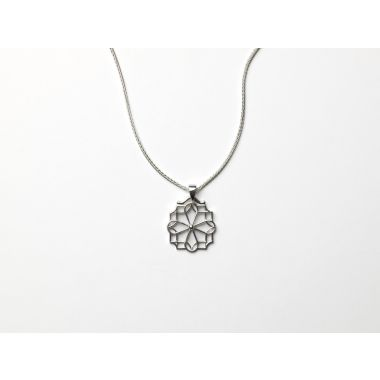 Southern Gates Sterling Silver Biltmore Crossing Pendant