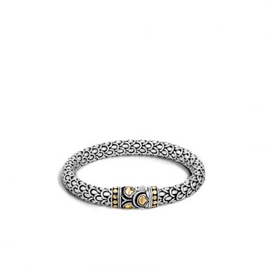 John Hardy Silver & Gold Legends Naga Women's Station Bracelet