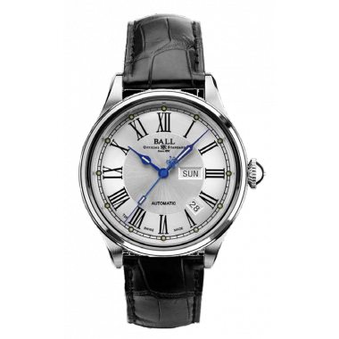 Ball Watch Trainmaster Roman Timepiece