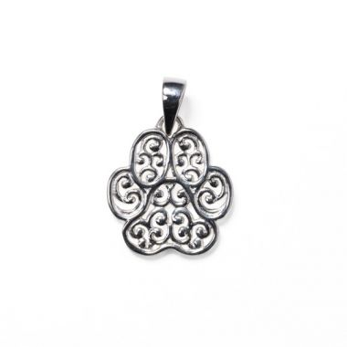 """Southern Gates® """"Lucy"""" Paw Pendant"""
