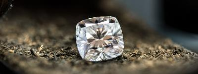 What is a cushion cut diamond?